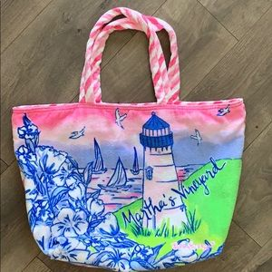 NWOT Lilly Pulitzer Beach 🏖 tote